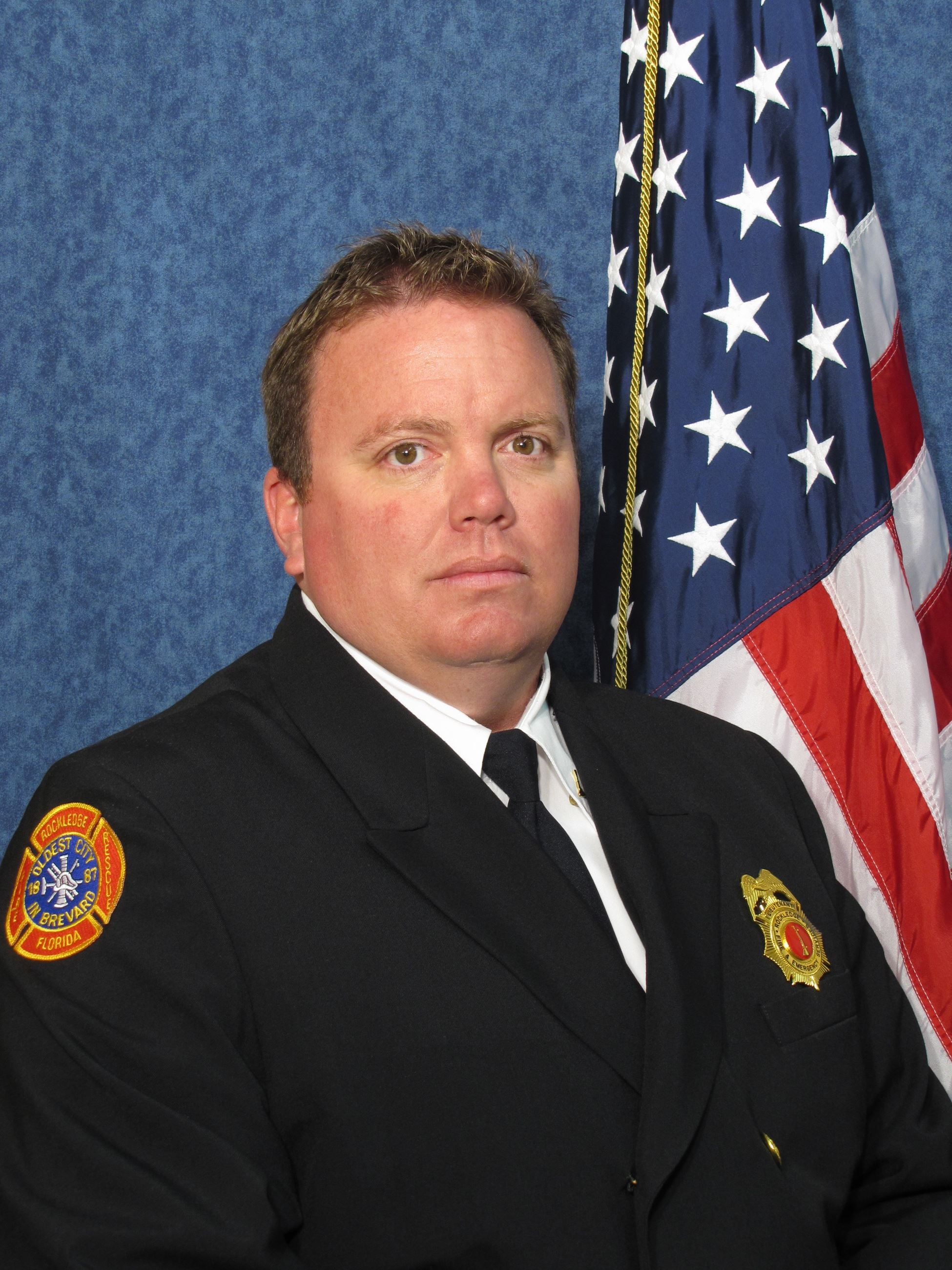 Chief Steve Deatherage