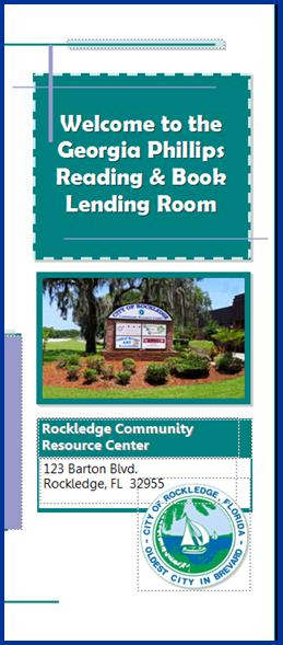 Rockledge Community Resource Center Brochure