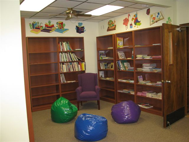 Resource Reading Room photos